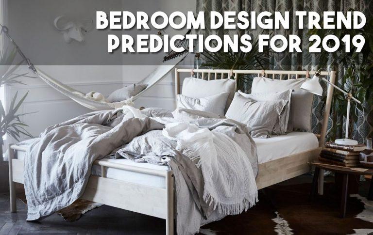 bed linen design trends 2019