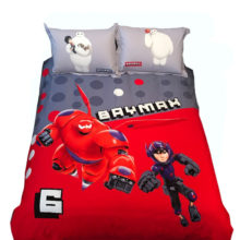 Baymax Bed Linen Set