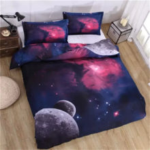 Stars of the Galaxy Bedding Set