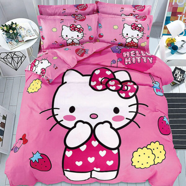 buy hello kitty bed linen online