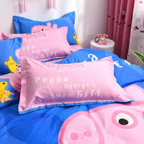 buy peppa pig bedding toddler