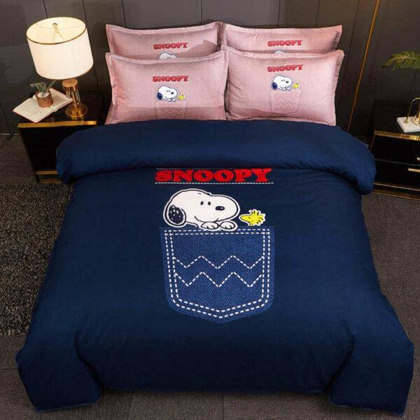 buy snoopy bedding sets