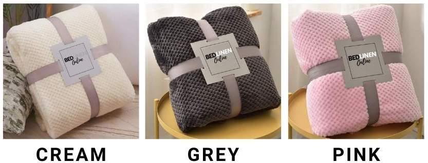 buy throw fleece blanket