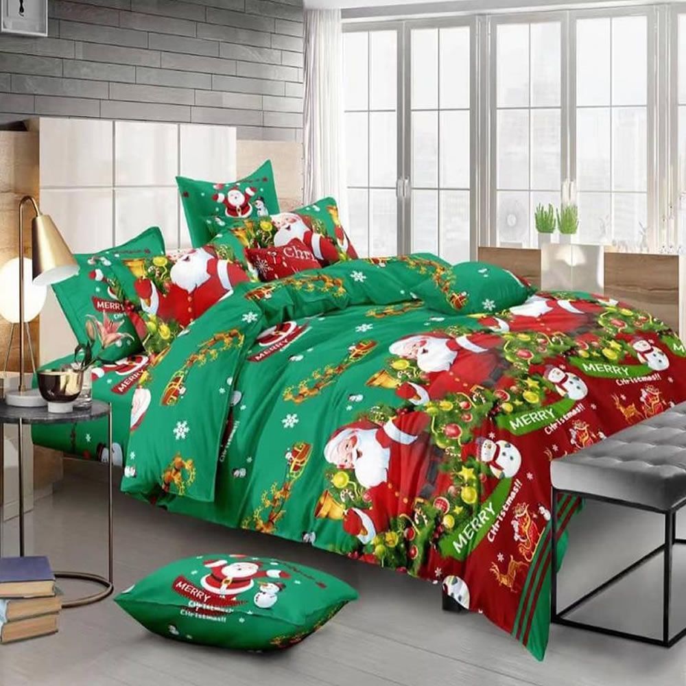 christmas bedspreads and quilts