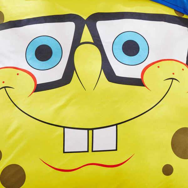 sponge bob bed sheets twin