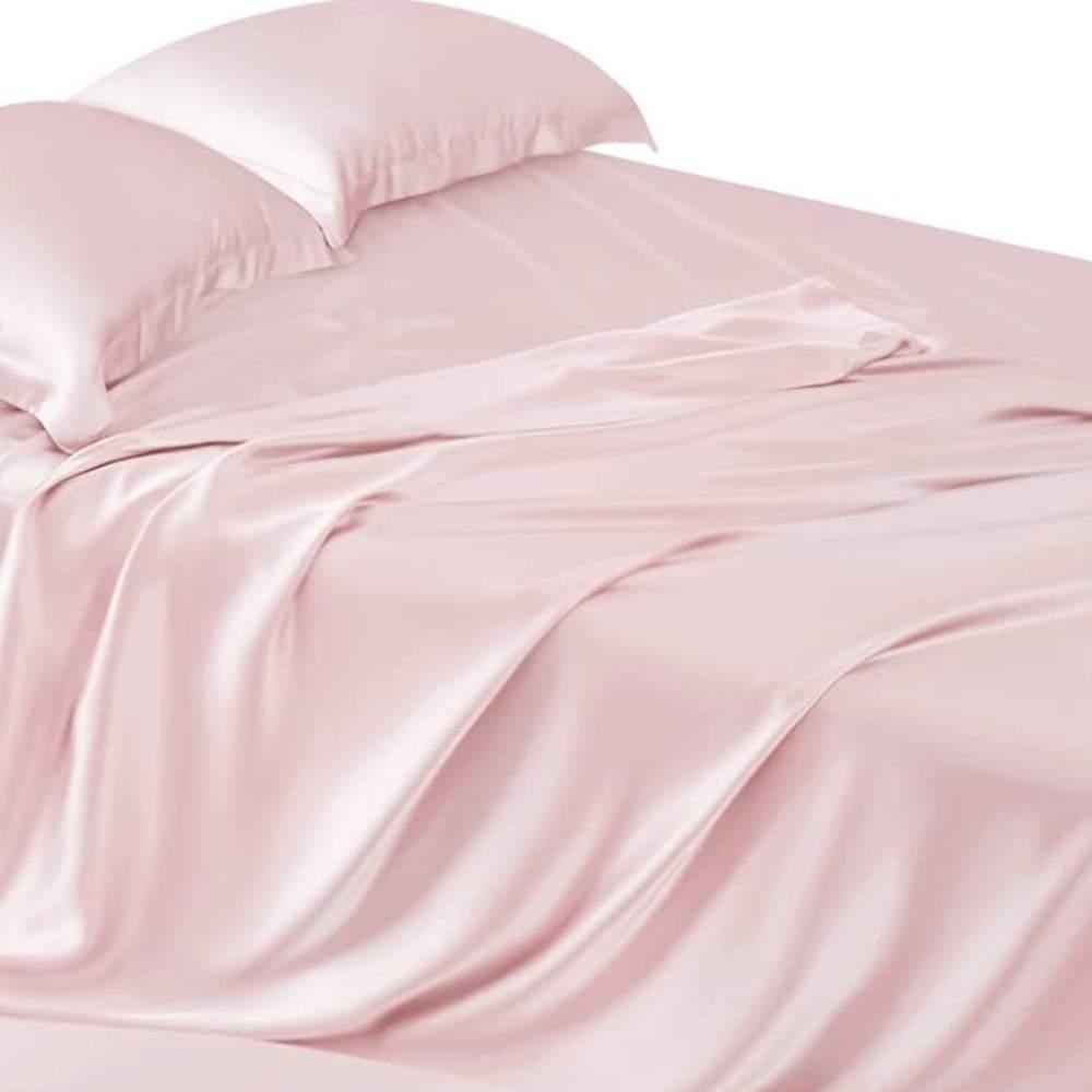 buy silk flat sheet